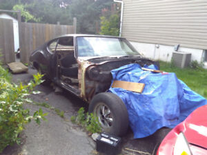 1970 Oldsmobile Cutlass parts