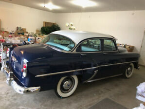 1953 Chevrolet Bel Air 4 Door