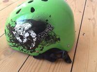 Bike/scooter helmet junior