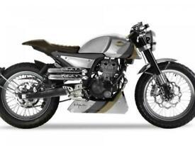 MONDIAL HPS 125cc HIPSTER FB MONDIAL
