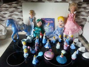 Large Cinderella Lot
