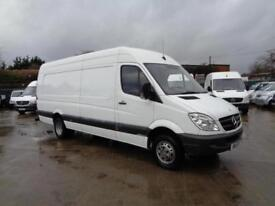 MERCEDES-BENZ SPRINTER 2.2 | 513 CDi (5000kg) | XLWB - 4.8M | 1 OWNER | 2011