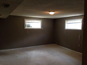 Strathmore basement suit for rent