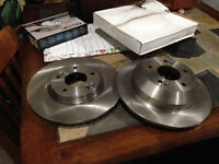 Complete set of brakes for Huyndai Santa Fe 2010- 2012