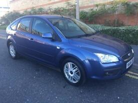 Ford Focus 1.6 115 2006MY Ghia