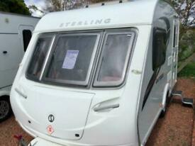 Sterling Europa 390, Year 2011, compact 2 Berth, End Kitche