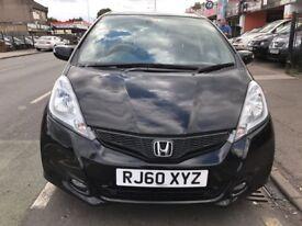 Honda Jazz 1.4 I-VTEC EX (black) 2011