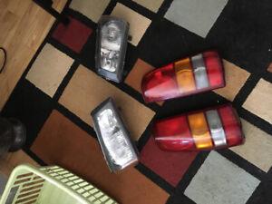 2003 Silverado lights