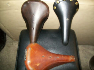 Brooks Leather Vintage Saddles