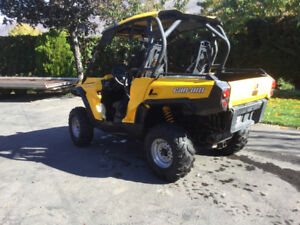 800 can am commander