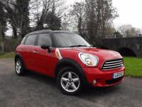 2013 MINI Countryman 2.0 Cooper D (Pepper) ALL4 5dr