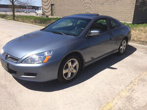2006 Honda Accord EX-L Coupe (2 door)
