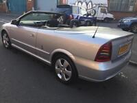 VAUXHALL ASTRA 1.6i BERTONE CONVERTIBLE (CLEARANCE PRICED NOW) LOOKS+DRIVES GOOD