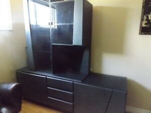 china cabenet and tv stand.