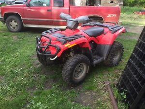2005 can am outlander