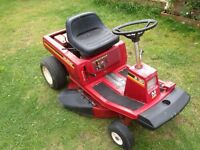 Murray ride on mower, tractor 8/30