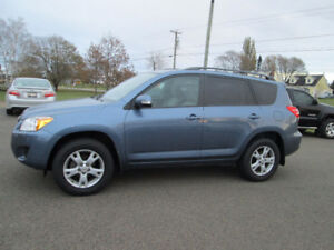 2012 Toyota RAV4 SUV 4WD TRADE WELCOME