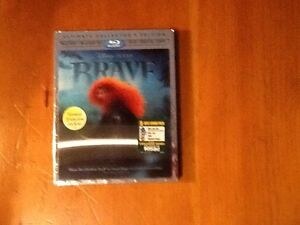Brave.    3D Blu-ray,  dvd and digital copy Kitchener / Waterloo Kitchener Area image 1