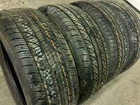 225/55R17 Nexen All-season tires (FULL SET) NEW TAKE OFF TIRES