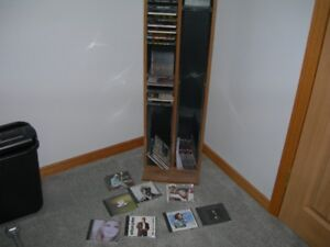 CD STAND [IN PERFECT CONDITION]   $20  PLUS CDS