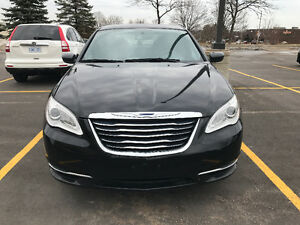 2014 Chrysler 200-Series Lx Sedan Only 56000km Certified