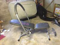 Ab sit up trainer