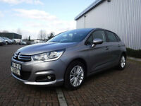 Citroen C4 1.6 Blue HDi EAT6 Left Hand Drive(LHD)