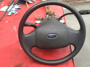 COMPLETE STEERING COLUMN From 2005 FORD E450 E350 E250 E150