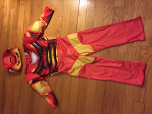 Iron Man Costume - 3T