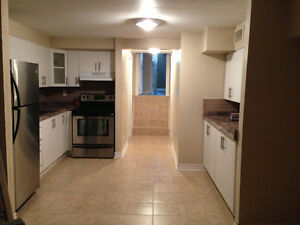Basement apartment available for May1st all inclusive