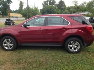 2010 EQUINOX CERT TAXS WARRANTY ALL INCL IN PRICE 10,735.00