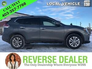 2014 Nissan Rogue SV  Leather,4wd, Sunroof, Back-up Camera, LOAD