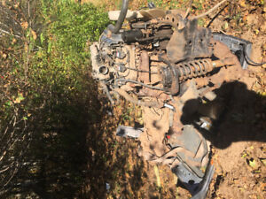 Tacoma Tundra complete engine ,transmission and transfers case