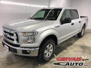 Ford F-150 XLT Crew Cab 4x4 MAGS 2016
