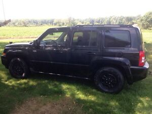 2010 Jeep Patriot 4x4
