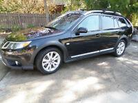 2011 Saab 9-3X Wagon