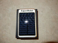 New - Solar Power Phone Charger