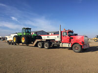 Equipment hauling and towing