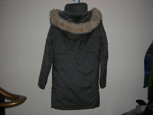 Winter Parka 3/4 Length Grey..... Beautiful! Belleville Belleville Area image 1