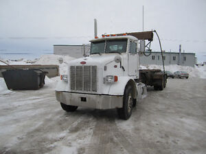 roll off peterbilt 357