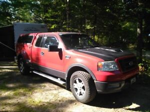 2004 Ford F-150 Fourgonnette, fourgon