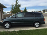 1997 Honda Odyssey Minivan, Van GREAT CONDITION!!