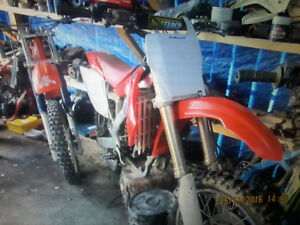 2007 crf250r for sale or trade