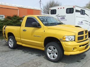Rare Numbered 2004 Dodge Rumble Bee 4x4 1500 Pickup Truck