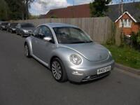 Volkswagen Beetle 1.9TDI 2002