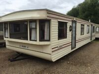 Static caravan for sale ~ willerby leven 35×12×2