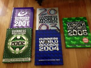 Guinness Books of World Records