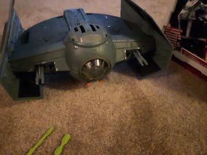 Star Wars Legacy Collection Tie Advanced Vehicle