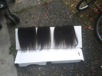 Real hair hair extentions