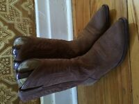 bottes western Sancho, made in Spain, gr. 9 (43) homme